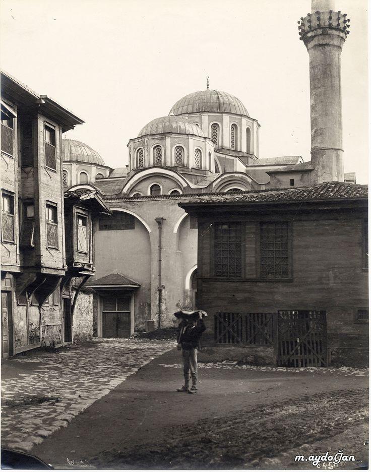 Zeyrek, Fatih, İstanbul.