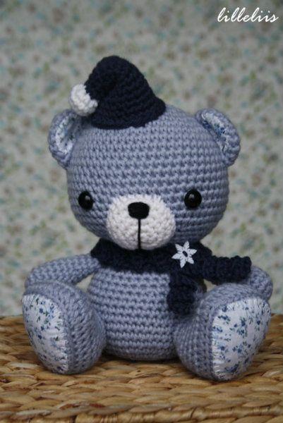 Crochet Amigurumi Pattern Generator : 25+ best ideas about Crochet Bear Patterns on Pinterest ...