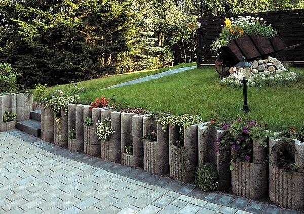 Rondissimo pflanzstein flora trend gartengestaltung - Gartengestaltung mit pflanzringe ...