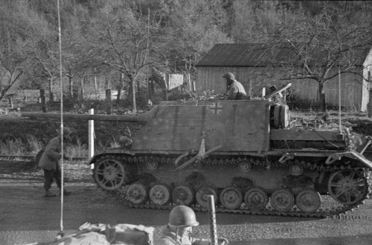 Capturet Jagdpanzer France