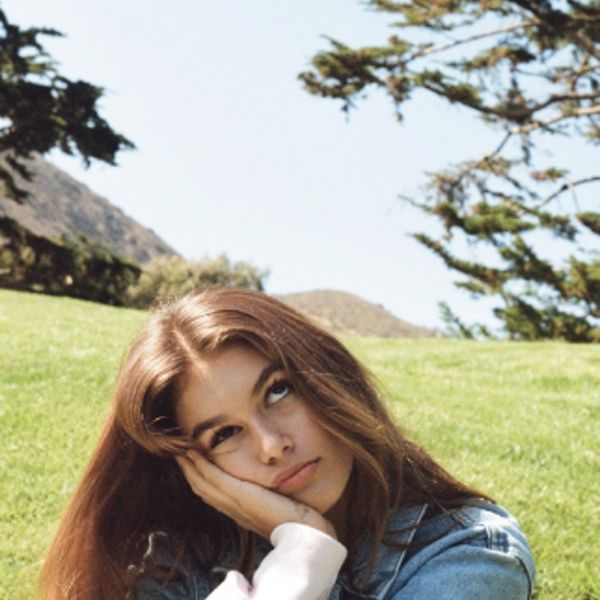 Kendall Jenner Shoots Cindy Crawford's Daughter For 'LOVE' Magazine