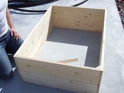 Lantliga Hem: Bygg egna pallkragar!