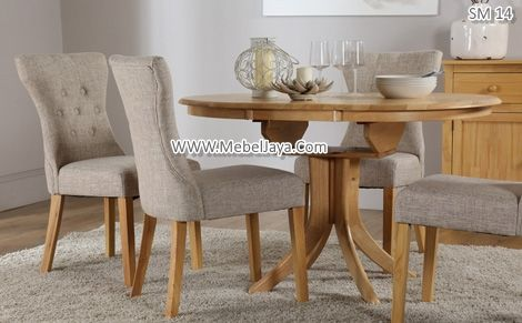 Kursi Makan Jati Sofa Terbaru