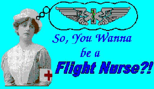 How to Become a Flight Nurse http://www.nursebuff.com/2013/09/how-to-become-a-flight-nurse/