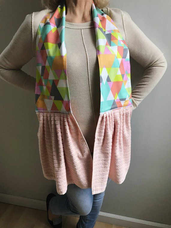 Bakers Towel Neck Towel Hand Towel Scarf Kitchen Scarf