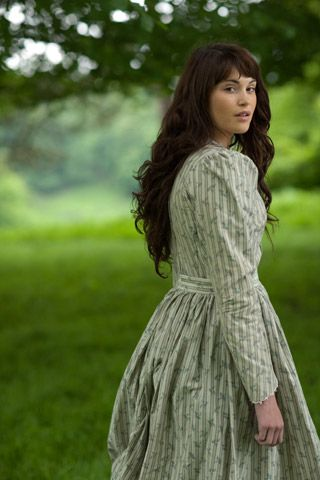 Gemma Arterton as Tess of the D'Urbervilles. Honestly, in my opinion, her best role!