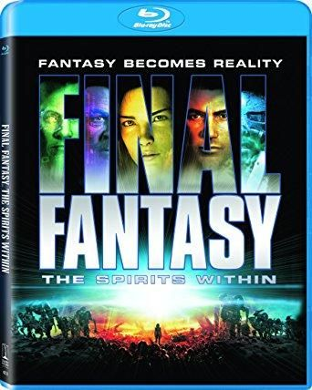 Hironobu Sakaguchi - Final Fantasy: The Spirits Within