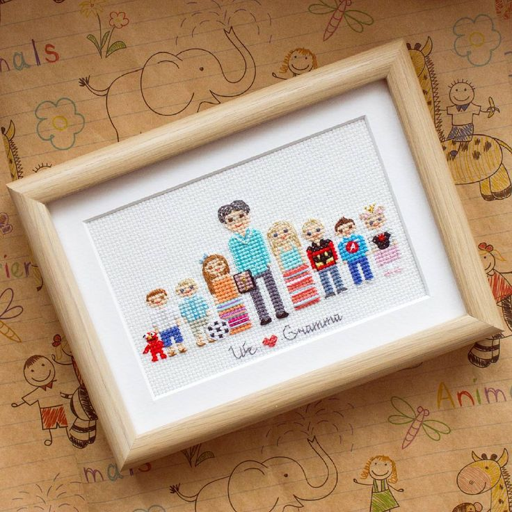 A gift for a granny from her SEVEN loving grandchildren! She loved it! I'll show some details in 'Stories'!👆😉  #familylife #familyportrait #giftideas #grandmother #familygoals #etsy #myfamily #granny #myeverything #familyphoto #gifts #grandparents #mysister #grandma #brothers #grandchildren #brothersisterlove #sisters #elmo #mylittlefamily #precious #mykids #mychildren #children #mybrother #grandkids #kids #sesamestreet  #families #parents