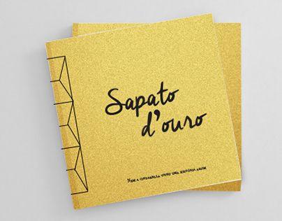 "Confira meu projeto do @Behance: """"SAPATO d'OURO"" // ILLUSTRATIONS"" https://www.behance.net/gallery/27983501/SAPATO-dOURO-ILLUSTRATIONS"