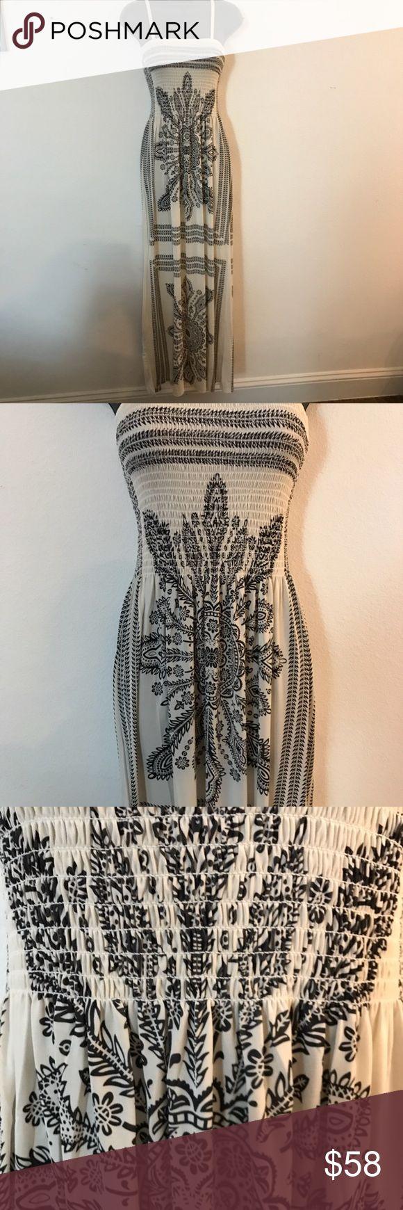 Tube top extra long maxi dress Extra long - which I ❤️ Dresses Maxi