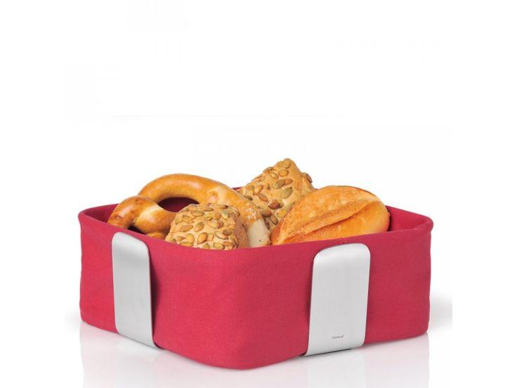 Košík na pečivo Desa bude štýlovým doplnkom Vášho stolovania. Odnímateľný…