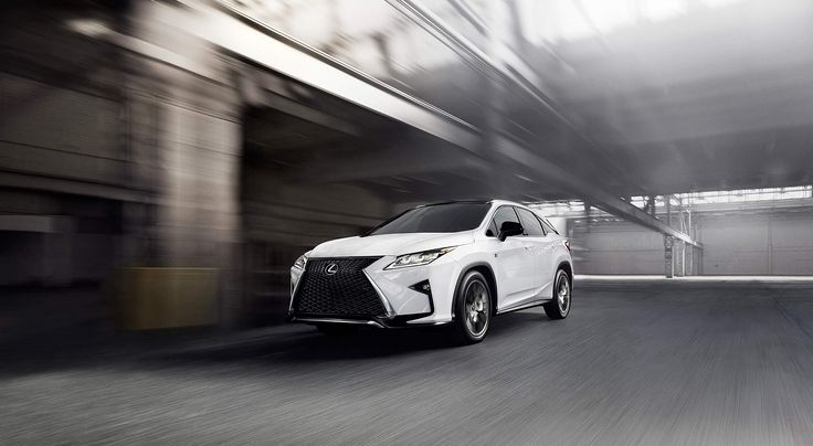 2016 Lexus RX - Blog & News