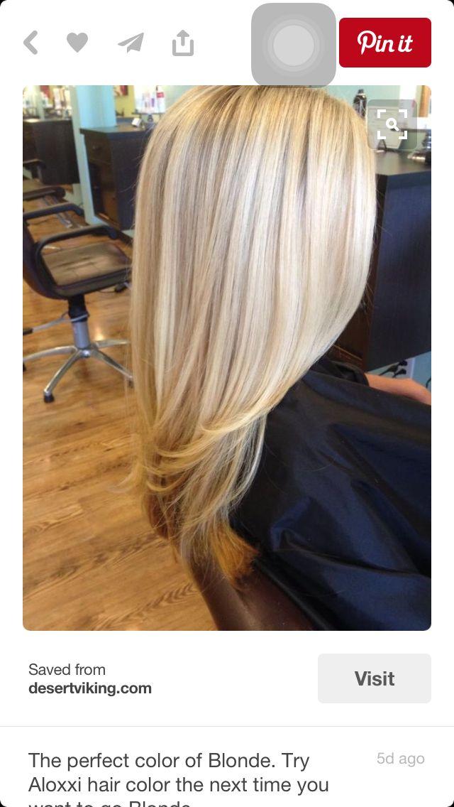 blonde More