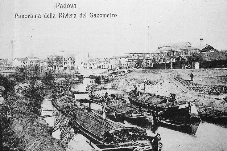 Le mura cinquecentesche di Padova
