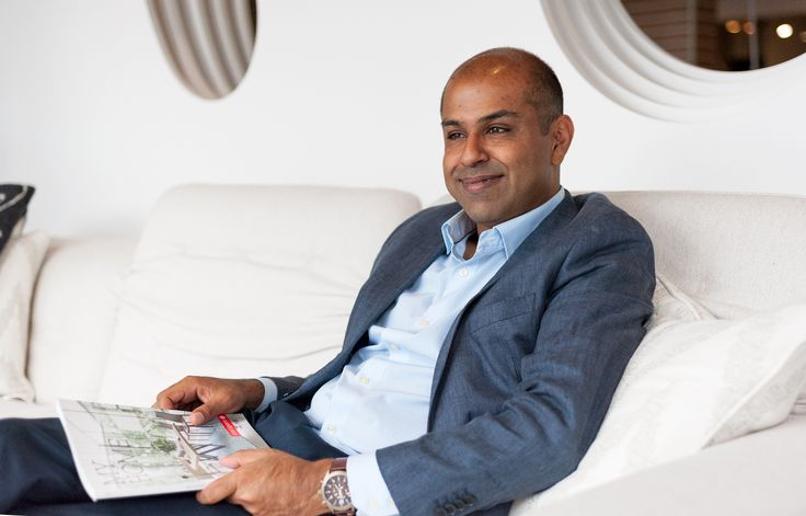 Interview With Alykhan Sunderji