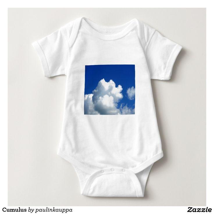 Cumulus Baby Tee Shirt