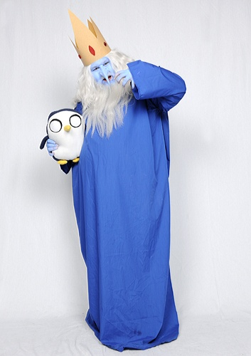 Ice King from Adventure Time