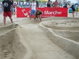 Sabbia fine e tiro mancino