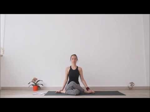 YOGA du soir - tutoriel vidéo bien fait pour se détendre et décompresser de sa journée avant de dormir