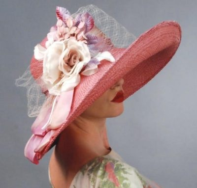 You cannot hide in a hat; you will be noticed, especially by men. To men, you become a lady when you don a hat–one who they rush to open doors for. To women, you become an inspiration, reminding them that they have a closet full of hats they have not had the courage to wear. ~ Unknown