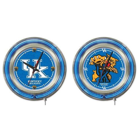 Use this Exclusive coupon code: PINFIVE to receive an additional 5% off the University of Kentucky Neon Logo Clock at SportsFansPlus.com