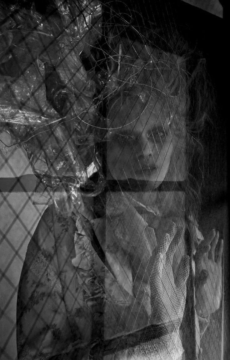 "nothingpersonaluk: ""Эбби Ли Кершоу в"" Grey Gardens ""по Фабьен Барон для интервью, март 2015»"