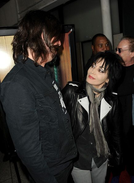 Dave Grohl & Joan Jett