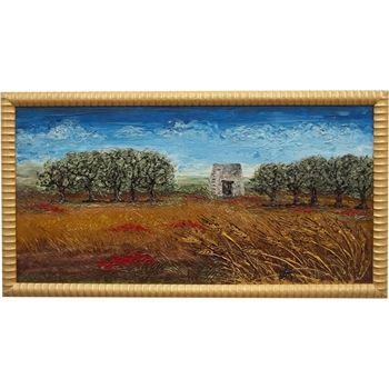 'Paesaggio salentino 21-12-2012'G.ARTE.M ORIGINAL   100% IRRIPETIBILE 100% INIMITABILE 100% …ORIGINALE!!!