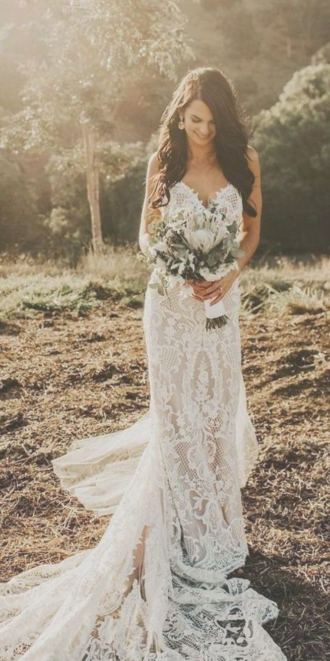 35 Gorgeous Wedding Dresses For Older Brides Crazy Wedding Dress Guide Country Wedding Dresses Gorgeous Wedding Dress