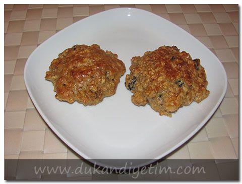 dukan diyeti yulafli kurabiye tarifi Yulaflı Kurabiye Tarifi