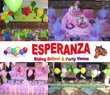 Esperanza Party Planners - Pretoria offers a full party services hiring out decorations for any theme and we will make it for you. i.e. Flags; Backdrops; Party Packs; Photo Boards; Posters & Decor and Table Cloths.