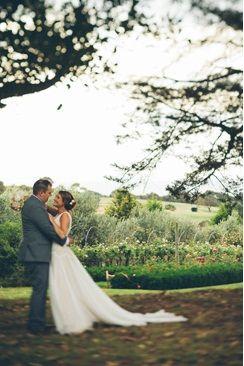 Rose Gardens are so Romantic!  Location: Morning Star Estate  Photography: LJM Photography  http://ljmphotography.com.au/