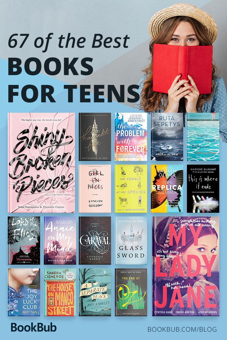 67 Must Read Books For Teens Books For Teens Best Books For