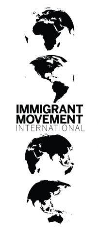 tania bruguera Immigrant Movement International. an artist initiated socio-political movement,