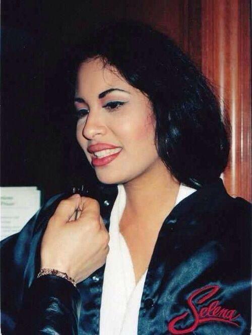 Selena Quintanilla.