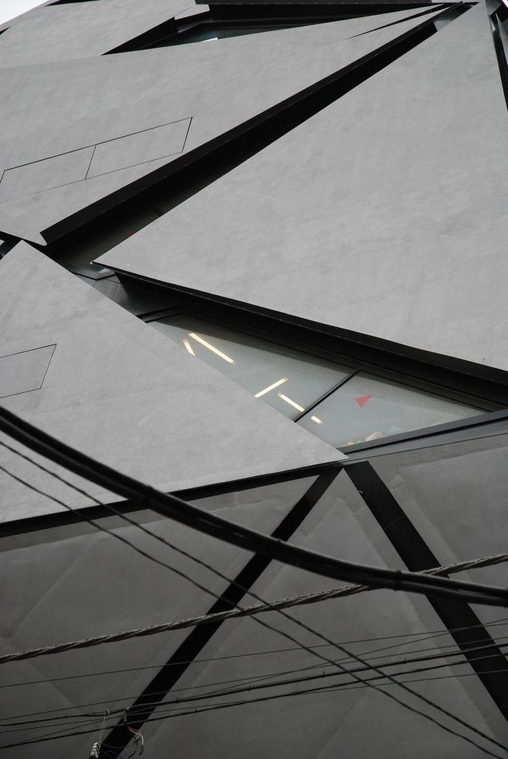 Arch2o Jimbocho Theater  Nikken Sekkei - 10