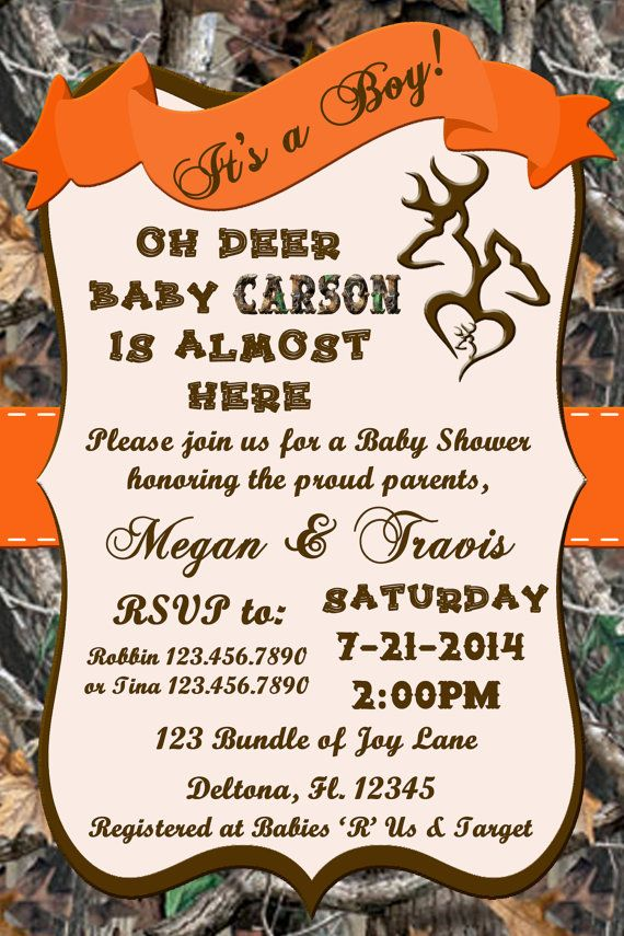 best  camo baby showers ideas on   camo baby boys, Baby shower