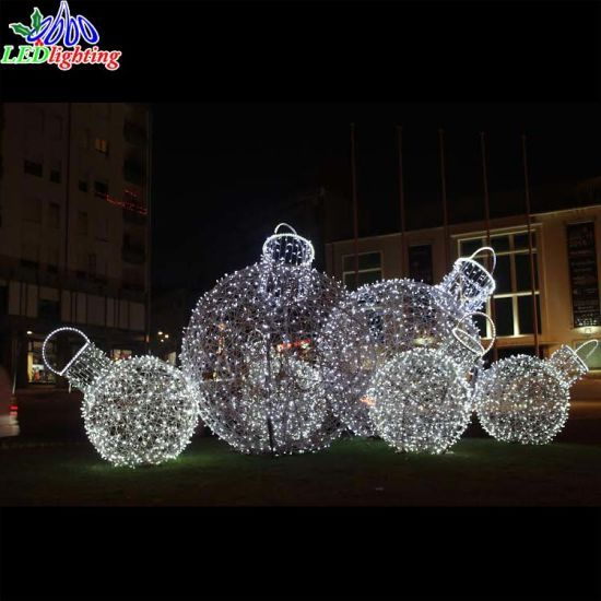 Commercial Outdoor Christmas Decorations.Colorful Commercial Outdoor Christmas Decoration 3d Motif