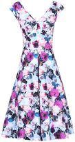 Jolie Moi Sweetheart Fit & Flare Dress