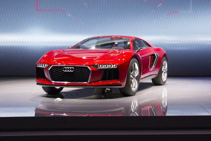 Audi Nanuk sport quattro Concept