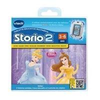 /** Priceshoppers.fr **/ Jeu pour console de jeux Storio 2 : Princesses Disney - Vtech - Bleu - Jouet