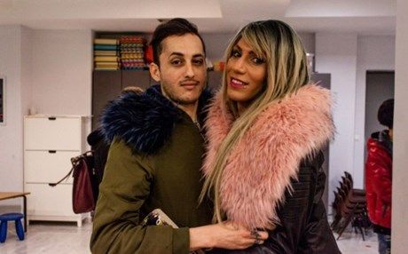 Η τρανσέξουαλ Μάγια και ο ομοφυλόφυλος Μπαντίς στην Ελλάδα