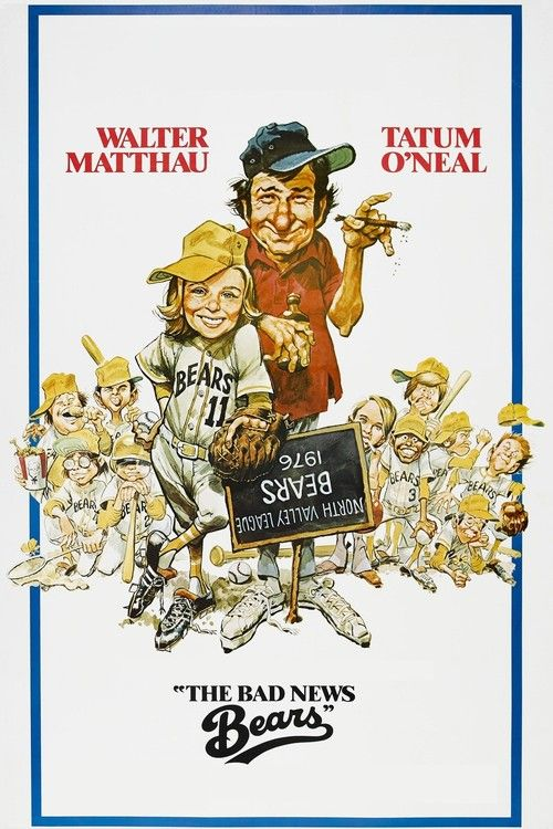 Watch->> The Bad News Bears 1976 Full - Movie Online
