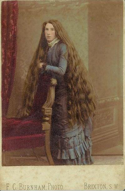 pentecostal woman
