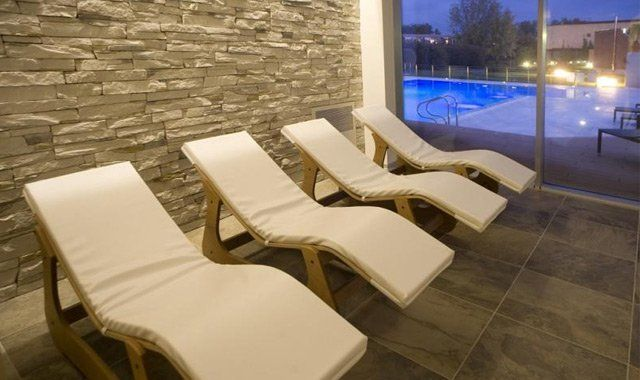 Wellness-Center & SPA at Viest Hotel #Vicenza