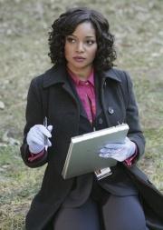 Tamala Jones (aka M.E. Lanie Parish) in ABC's Castle - (c) ABC