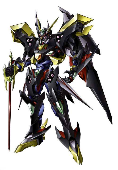 Shurouga, Mecha, Super Robot Taisen, SRW