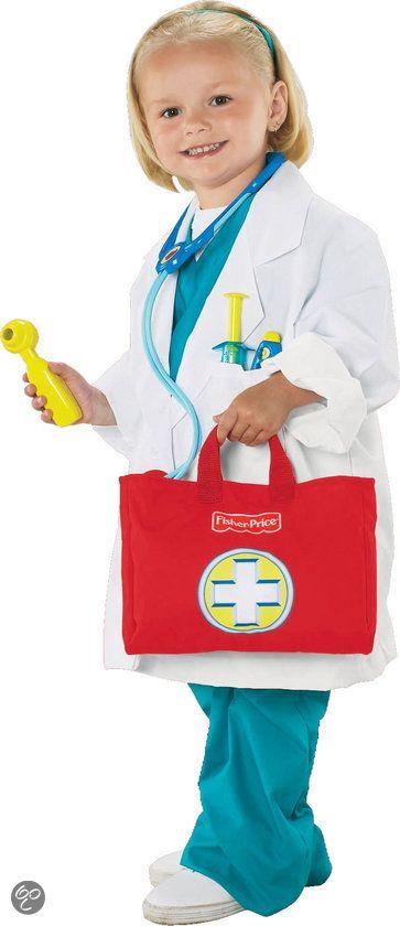 bol.com   Fisher-Price Doktersset Speelset,Mattel   Speelgoed