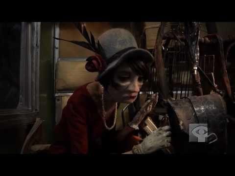 Madame Tutli-Putli. Officially my favorite Canadian Short Film