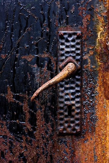 Door handle by diesmali